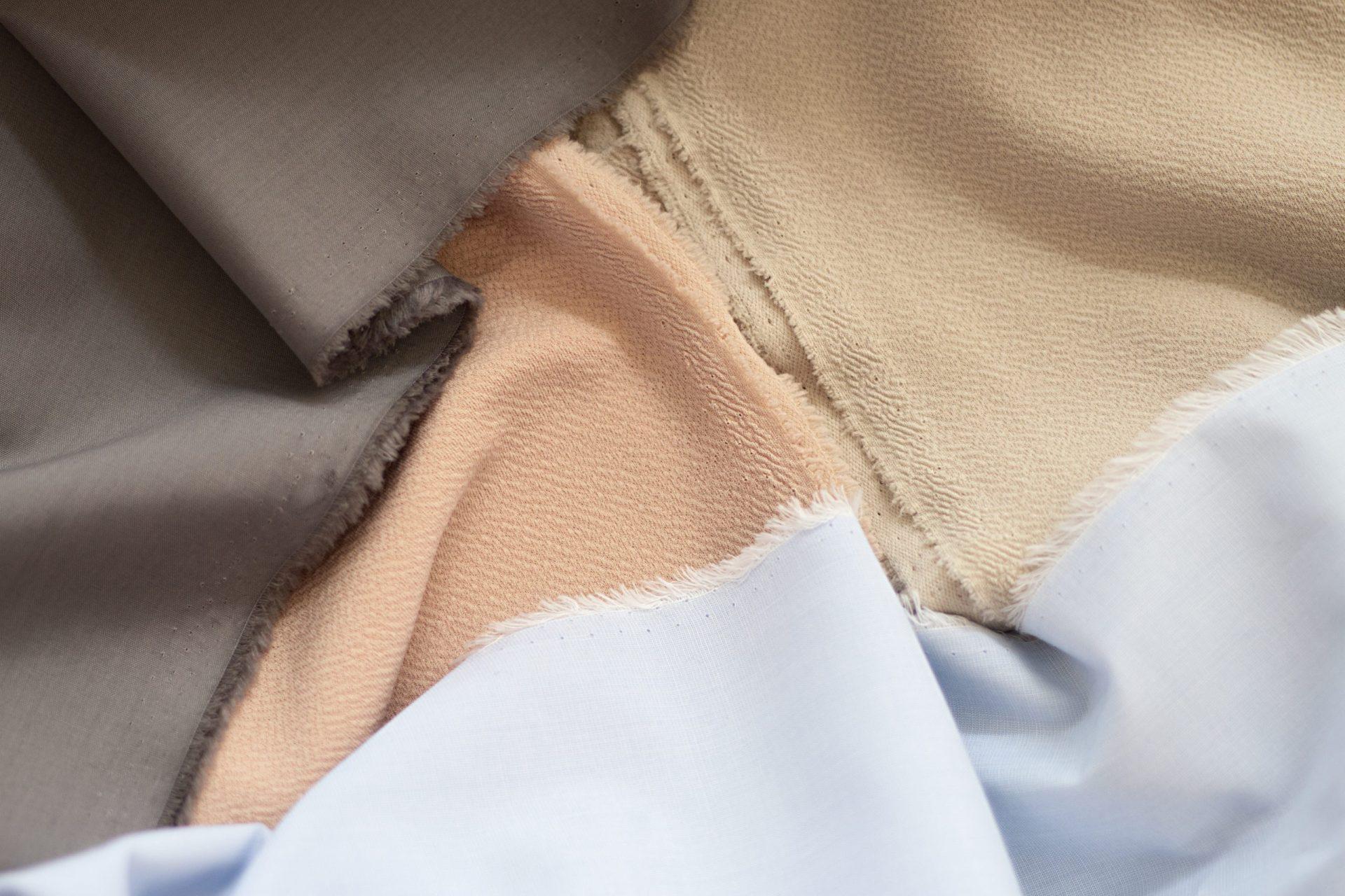 fabric material satin matase