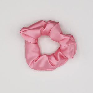 elastic de păr roz